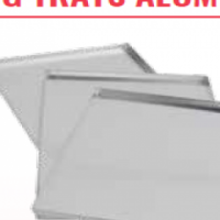 BAKING TRAYS ALUMINIUM