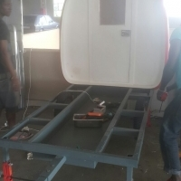 Mobile Trailer Assembled/Unassembled