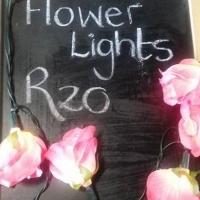 Flower lights for sale