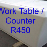 Work Table Counter
