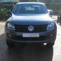 2011 VW AMAROK 4X2 Double Cab 2.0TDI Trendline