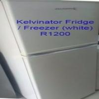 Kelvinator Fridge Freezer