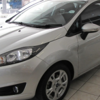 2015 Ford Fiesta 1.0L Ecoboost Powershift 5 Door