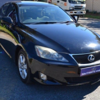 2007 Lexus IS 250 in good condition