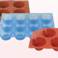 SILICONE MOULDS - MUFFIN