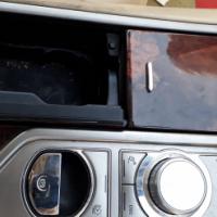 Jaguar XF radio and center  console panels