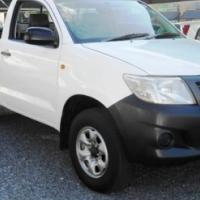 2012 Toyota Hilux 2.5 D-4d Srx 4x4