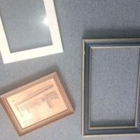 2 x Frames & 1 x pic