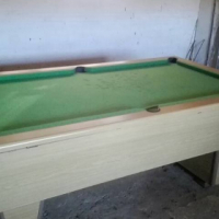 Pool table fore sale