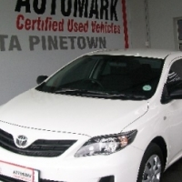 Don't leave it for later! 2015 TOYOTA COROLLA QUEST 1.6