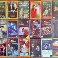 150 Video tapes.    R400 for the lot.    All types of movies.