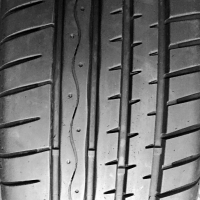 2 Hankook 195/50/15 good used tyres