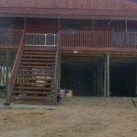 Wooden Homes Custom Sizes Built on Site