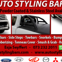 Specials Nudge Bars, Rollbars, Side Steps, Towbars & Covers