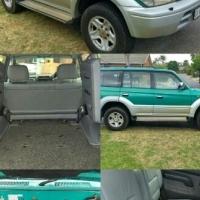1997 prado 3.0 vx diesel