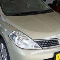 Nissan Tiida hatch 1.6 Visia+