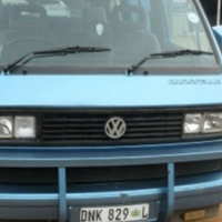VW Caravelle 2.6i