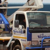 20. VerticalZA Nissan - Bucket Truck Mounted CHERRYPICKER 15m