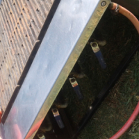 Gas catering style grill for sale
