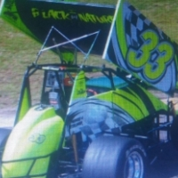 v8 sprint car fore sale