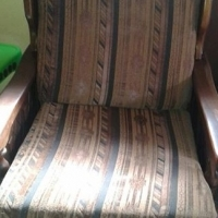 Wooden Emboya chair