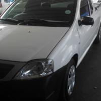 White Nissan Np200 1,6   Engine