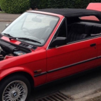 1991 BMW 318i convertible for sale