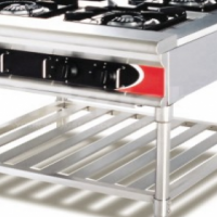 Gas stove 4 plate