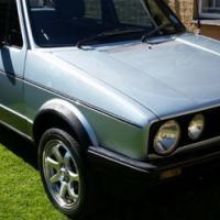 1988 VW FOX