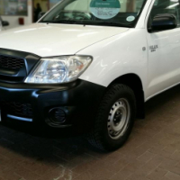 2009 Toyota Hilux 2.0 VVTi S/C, Only 196000Km's, Service History, Powersteering