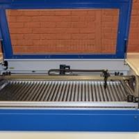 Storm 80 Watt Laser Cutter Machine With Pump And Chiller