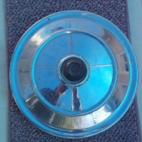 Ford Cortina ( Super ? ): hub cap