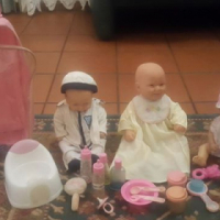 Baby dolls and baby doll toys