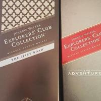 Johnny Walker Explorers Club 1 litres