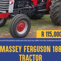 Massey Ferguson 188 Second Hand Tractor