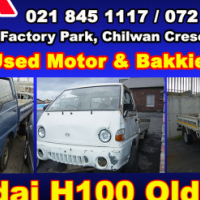 Hyundai H100 Old spec stripping for spares