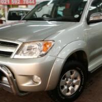 2005 Toyota Hilux 2.7 VVTi D/C R/B Raider, Only 155000Km's, Service History,  Powersteering