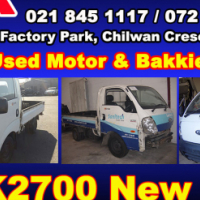 Kia K2700 new spec stripping for spares