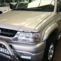2005 Toyota Hilux 2.7i Legend 35 S/C, Only 203000Km's,Full Service History, Powersteering