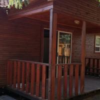 Log cabin to rent in Derdepoort