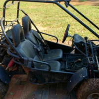 150cc Two seater buggy