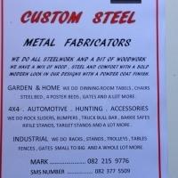 Metal Fabricators Bloemfontein