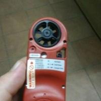 Kestral pocket weather monitor