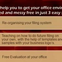 Re-organising