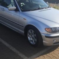 2004 BMW 3 Series 318i A/t (e46)