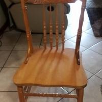 Antieke stoele