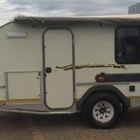Jurgens Explorer 4x4 caravan, 2007