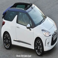 Citroen Ds3 Cabriolet for sale only 44 000km- R140 000 neg Excellent condition