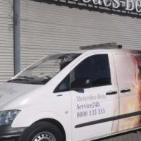 Mercedes Benz Vito 113 CDI Panel Van