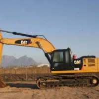 Excavators Caterpillar CAT 329D